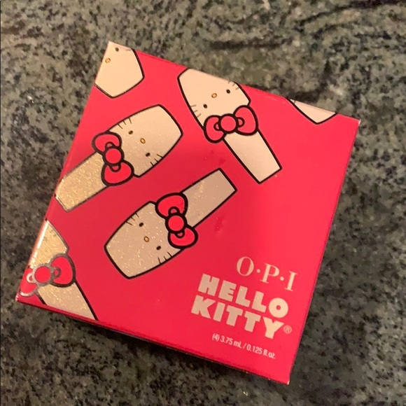 OPI Other - Hello kitty 4 pack  for nails